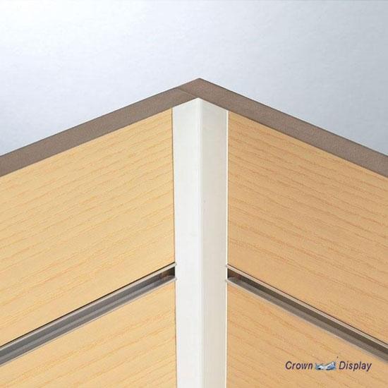 Slatwall Flexi Corner Strip
