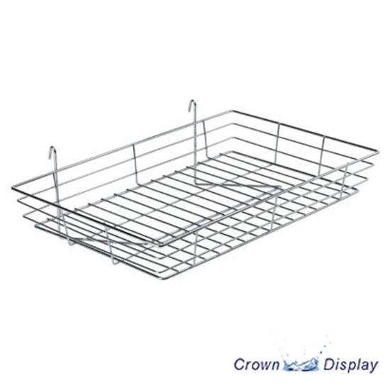 Heavy Duty Chrome Basket (x4)