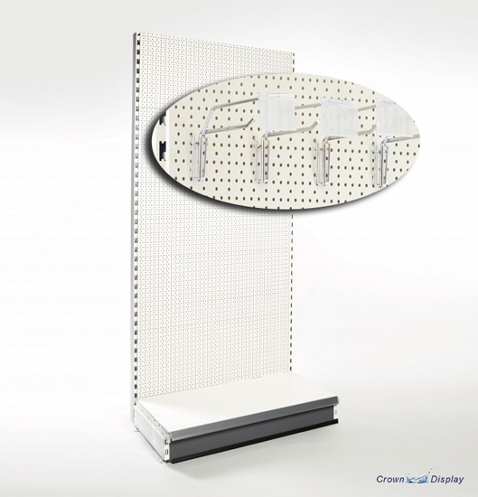 Perforated Wall Bay (800mm wide)