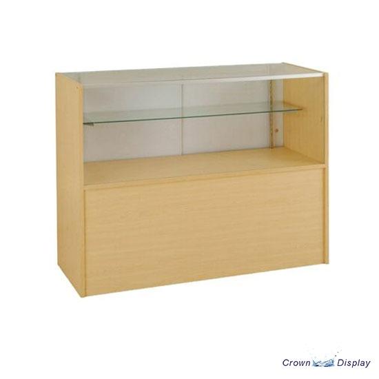Half View Showcase Counter