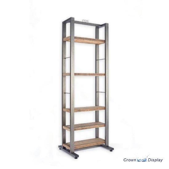 Reclaimed Wooden Shelving Unit