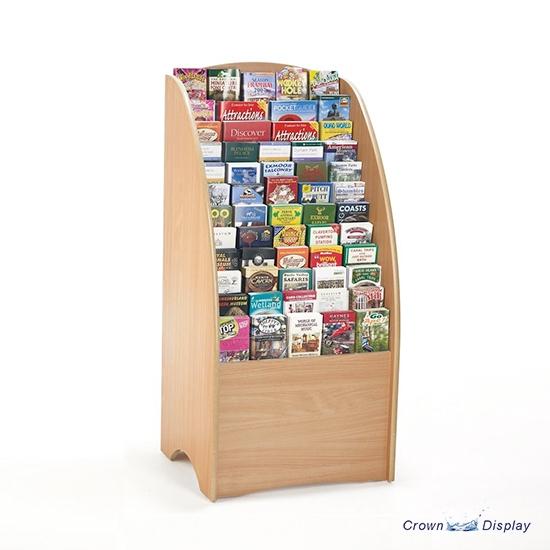 60 Slot Card/Brochure Holder