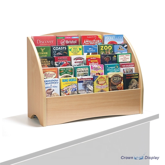 Counter brochure/card display unit
