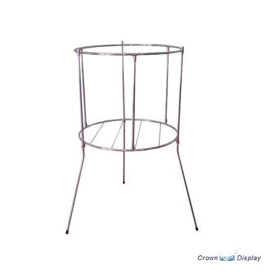 Basket stand for Round Poly Baskets