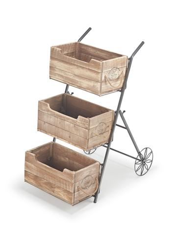 Multi Box Trolley