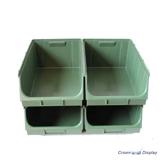Crown Interlocking Bins (for Pack of 4)