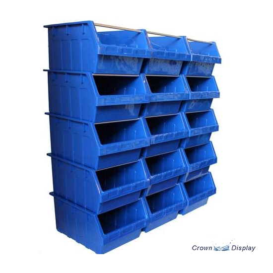 Strong Stacking Bins (Pack of 15)