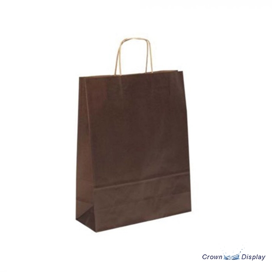 Recycled Brown Paper Bag (pack of 50)