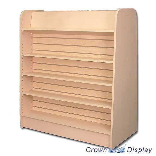 Book Shelf Gondola Unit