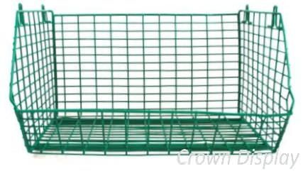 Green Storage Basket