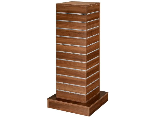 Crown Slatted Tower Unit