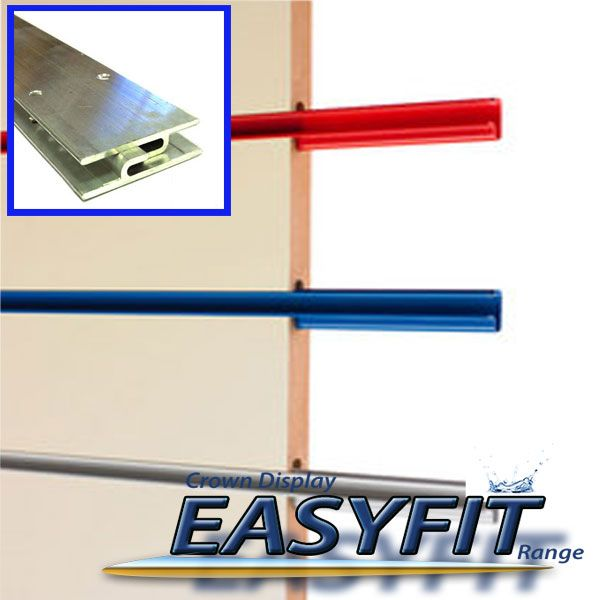 Easyfit Slatwall Kit