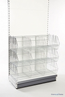 Wire Basket Bay (1250mm wide)