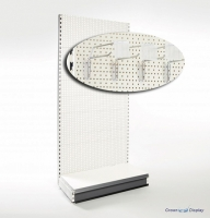Perforated Wall Bay (665mm wide)