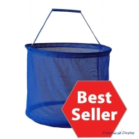 Round Polyester Shopping Basket