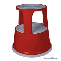 Red Kick Stool (4400422)