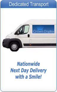 Our own dedicated transport  - improving reliability, valuing customer service.